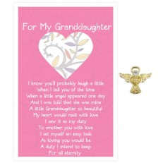 For My Granddaughter