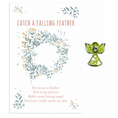 Catch A Falling Feather