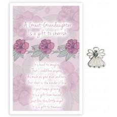 A Great Granddaughter Is a Gift to Cherish