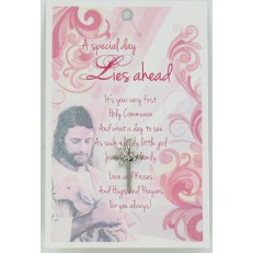 Special Day Communion Girl