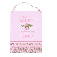 First my Mother
