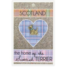 Scotland the home of the Scottish Terrier