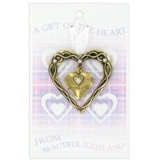 A gift of the heart from beautiful scotland