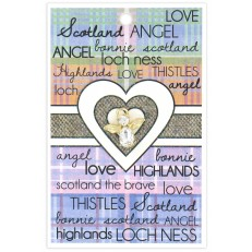 Scotland Angel Love