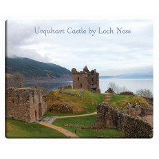 Urquhart Castle by Lochness