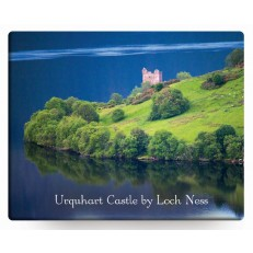 Urquhart Castle by Lochness  full view